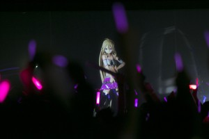 IA performing SEE THE LIGHTS Photo Credits: Kaori Suzuki