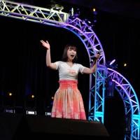 Shimoda at the Kawaii Kon 2016 Opening Ceremonies